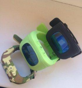 Детские GPS-часы Smart Watch Q50