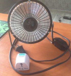Электрический мини-обогреватель