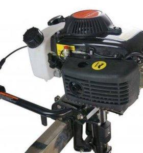 лодочный мотор Hangkai 3,6-4х так в наличии в Омск