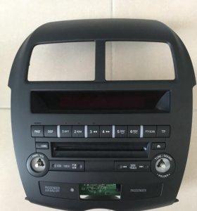 Штатная автомагнитола для Mitsubishi ASX (Япония)