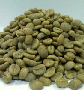 Кофе зеленый и ароматизированный