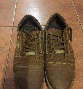 Мужские ботинки 39-40р