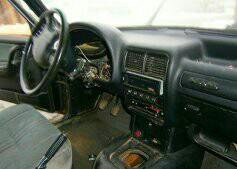 Передняя панель (торпеда) ГАЗ 3110