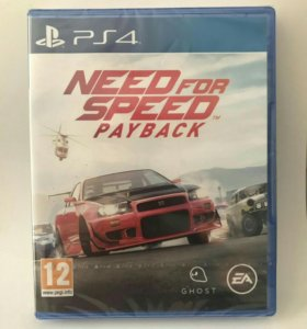 Игра для PS4 Need for Speed Payback