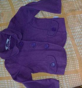 Пиджак дет до 2 лет