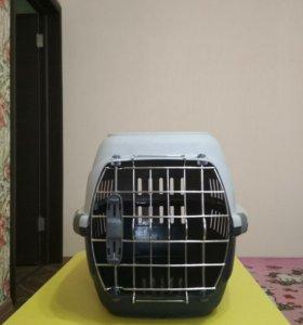 Переноска для кошек и собак до 7 кг