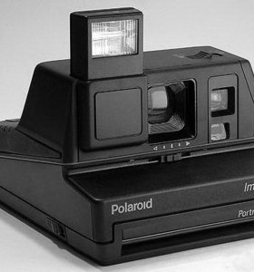 "Фотоаппарат ""Polaroid impulse"""