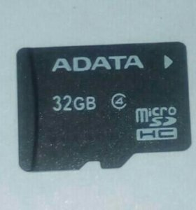 Карта памяти (microSD 32 Гб)