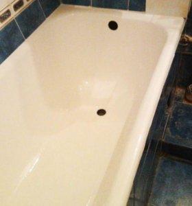 Реставрация ванн в Березовском