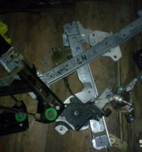 Механизмы подъема стекла Rio solaris CR-V polo