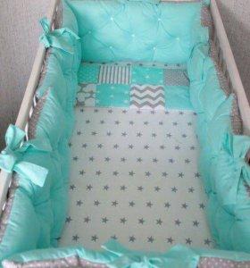 Комплекты в детскую кроватку!