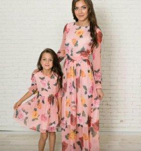 Продам новый комплект мама+ дочь
