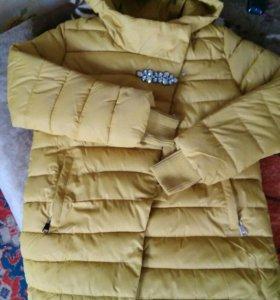 Куртки новые весна