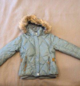 Куртка пуховик outventura