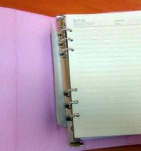 Бизнес ежедневник для леди