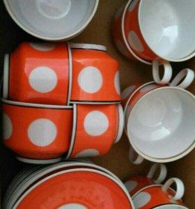 Чайный набор на 12 персон