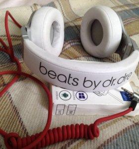 Наушники Beats by dr.Dre.