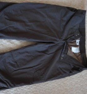 columbia утепленные  штаны