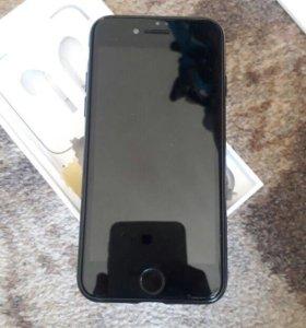 iPhone 7 black Matt 32gb