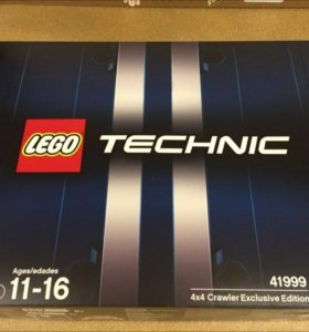 Lego 41999 Technic exclusive edition (новый)