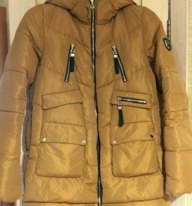 Куртка еврозима размер М (44-46)