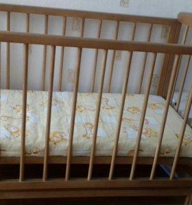 Кроватка Дарья