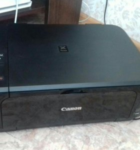 Принтер Canon Pixma новый, цветной
