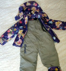 Комбинезон с курткой демисезон