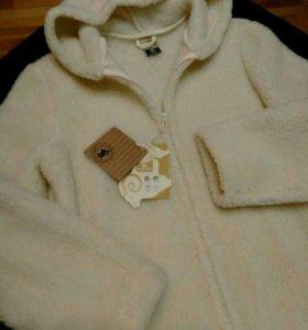 Куртка натуральный мех овчина