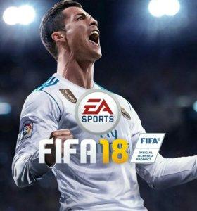 FIFA 18 на Xbox One
