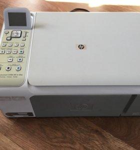 HP С4183 МФУ (Принтер/сканер/копир)