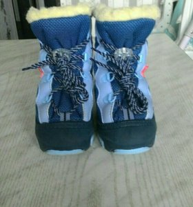 Демары, обувь для мальчика, зима