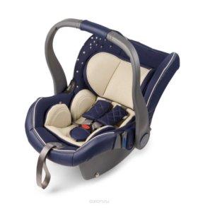 Автолюлька HAPPY BABY Gelios V2 BLUE