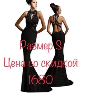 Скидка 40% на все платья