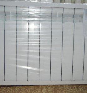 Продам радиаторы отопления 12 секций