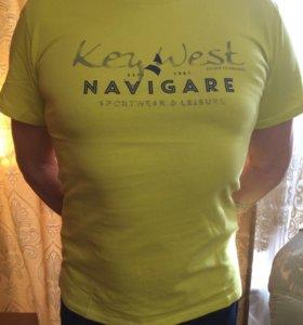 Футболка новая Navigare