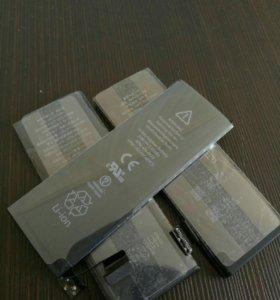 Новый АКБ аккумулятор iphone 3/4/5/6/7/8