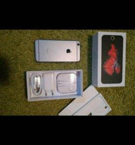 iPhone 6 s. 64 g