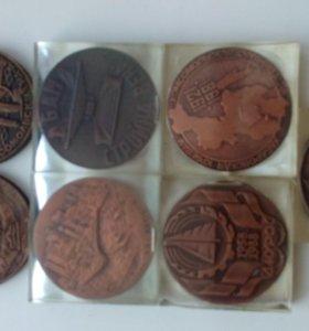 Подарочные медальки