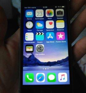 Iphone 5S айфон 5 s 16 гигов идеальный