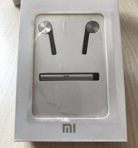 Наушники Xiaomi Hybrid Dual drivers silver