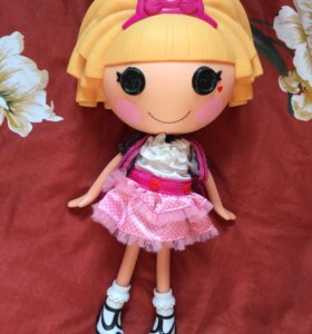 Кукла lalaloopsy