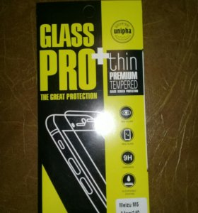 Защитное стекло Meizu m5