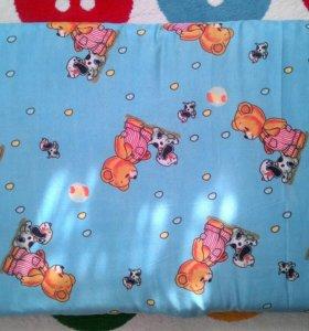Матрас для детской кроватки 60х120см