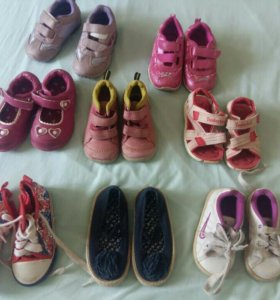 Обувь на девочку р. 21