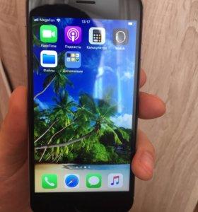 Айфон 6, 16 Новый, Запечатанный с Touch ID