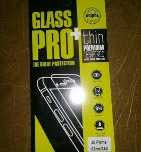 Защитное стекло samsung j5 prime