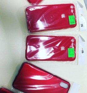 Чехол силиконовый для IPhone 8