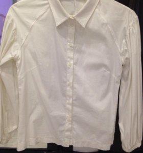Белая рубашка BGN