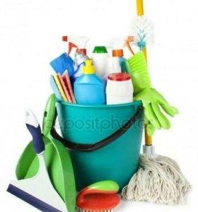 Уборка вашей квартиры